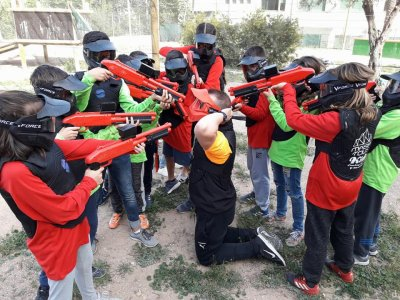 Masía Tous Paintball