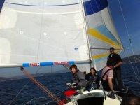 Sailing adults