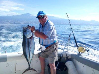 Excursión de pesca en barco desde San Juan 4h