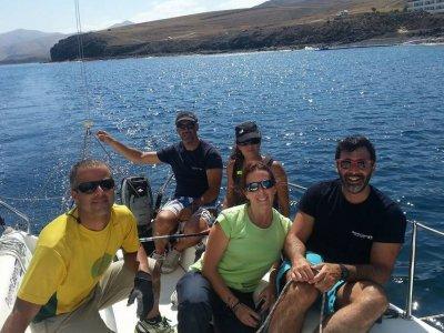 Paseo en Barco al Atardecer Grupos Lanzarote 2h
