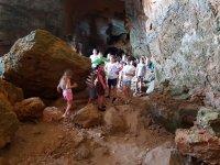 Excursion a la cueva