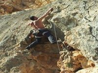 perfeccionando escalada