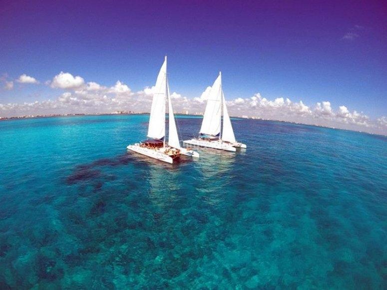 Salidas en catamaran