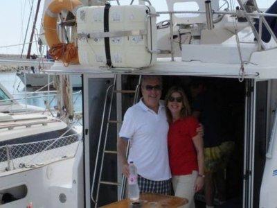 Giro in yacht per gruppi a Gandía 3 ore