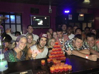 Tour de bares por Madrid