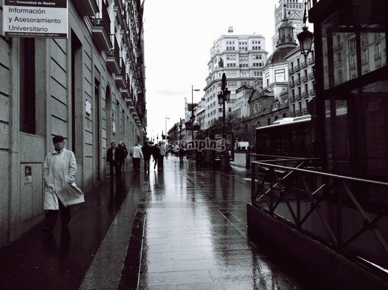 Misterios y Tapas en Madrid
