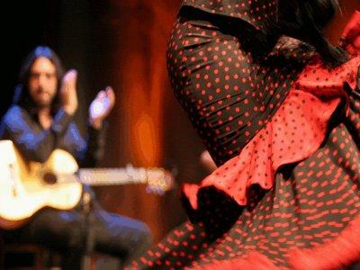 Tour por Madrid: cata de vinos y clase de flamenco
