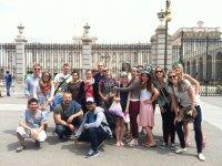 Basic Madrid Free city tour