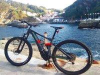 Bici de montana eléctrica