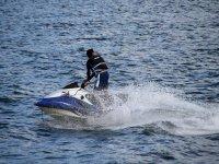 Jet ski rental in Sanxexo - License needed (30 min)