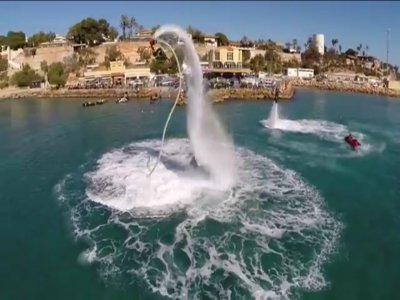 20-minute flyboard session in Costa Blanca