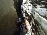 Fun with the canyoning
