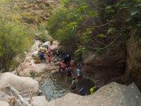 Hiking through Almeria
