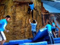 Do you know bouldering?