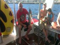 Buenos resultados de pesca