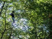Tirolinas entre Árboles en Asturias 2 horas