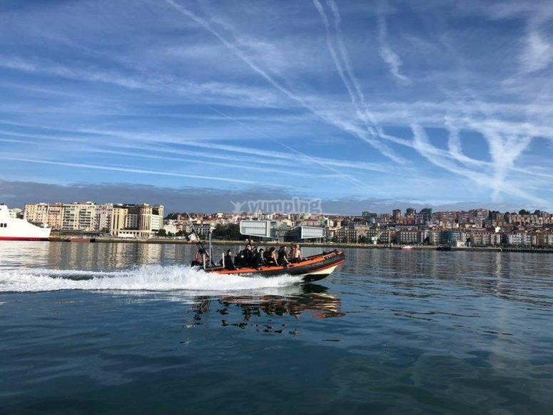 Inmersiones en el mar