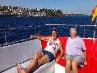 Grandes momentos en el mar