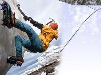开始攀登的冒险。