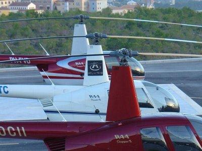 Vuelo con Helicóptero en Benidorm de 40 minutos