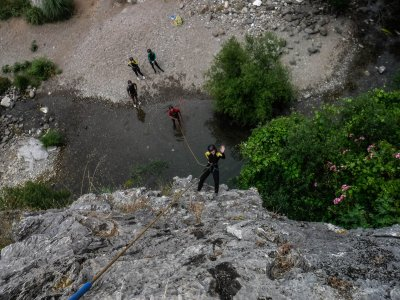 瓜达尔米纳轻松溪降 4 小时
