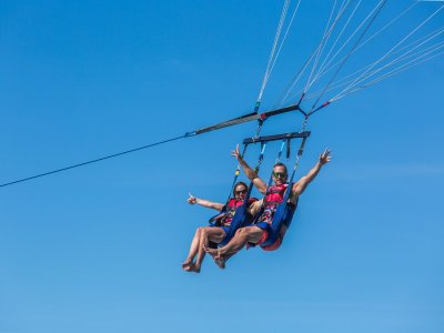Parasailing For 2 in Playa de Anfi
