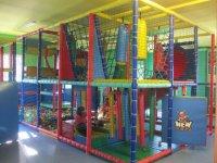 Labirinto colorato per bambini