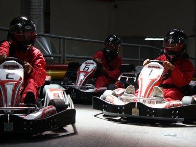 F430 Karting Salamanca Karting