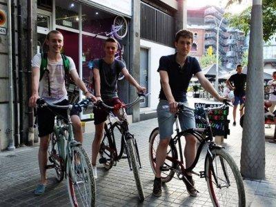 Alquiler de bicicleta en Barcelona, 24 horas