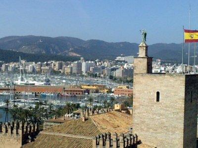 Almudaina and Arab baths tour in Palma