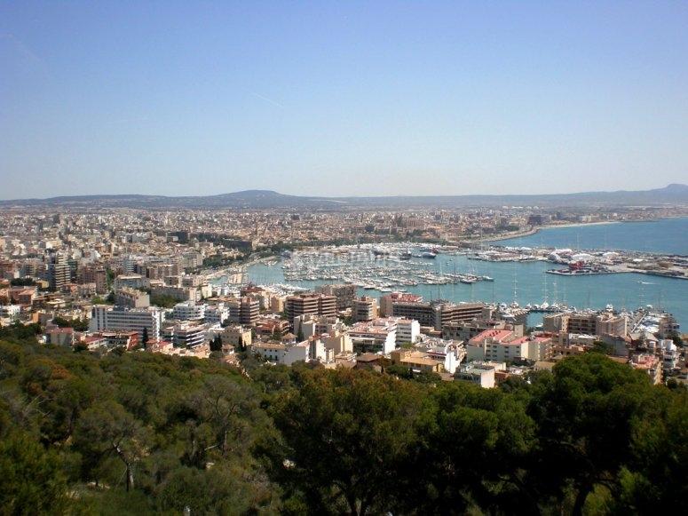 Panoramica de Mallorca