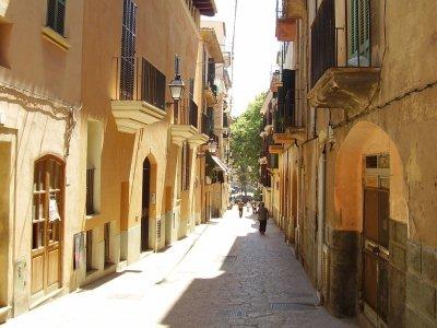 Jewish quarter of Palma de Mallorca tour