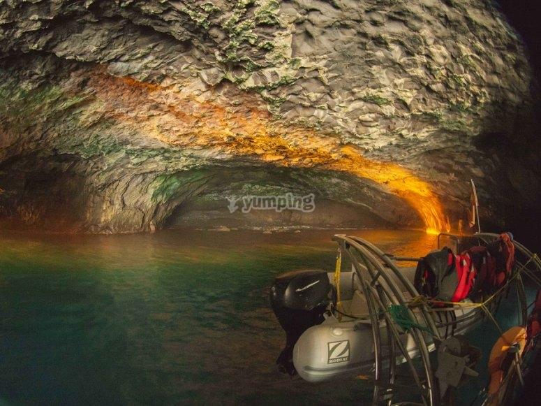 La Cueva Bonita La Palma