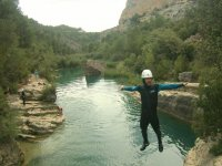 Canyoning+country cottage 2 nights