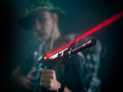 Combattimento laser a Torrejón de la Calzada 60 minuti