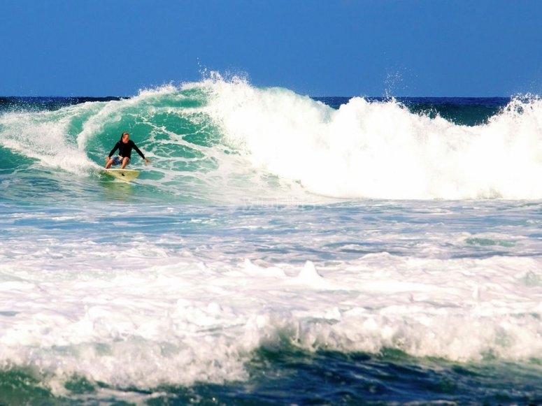 impara dai migliori surfisti
