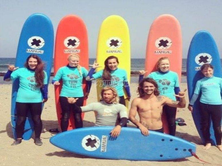 la migliore classe di surf