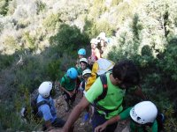 Starting in the vertical ascent