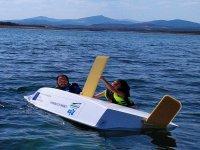 Apprendre à se cacher dans les eaux de Cáceres