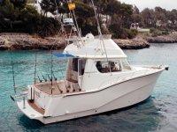 Sal a pescar en nuestro charter
