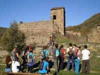 Seeing historical remains in Aragon