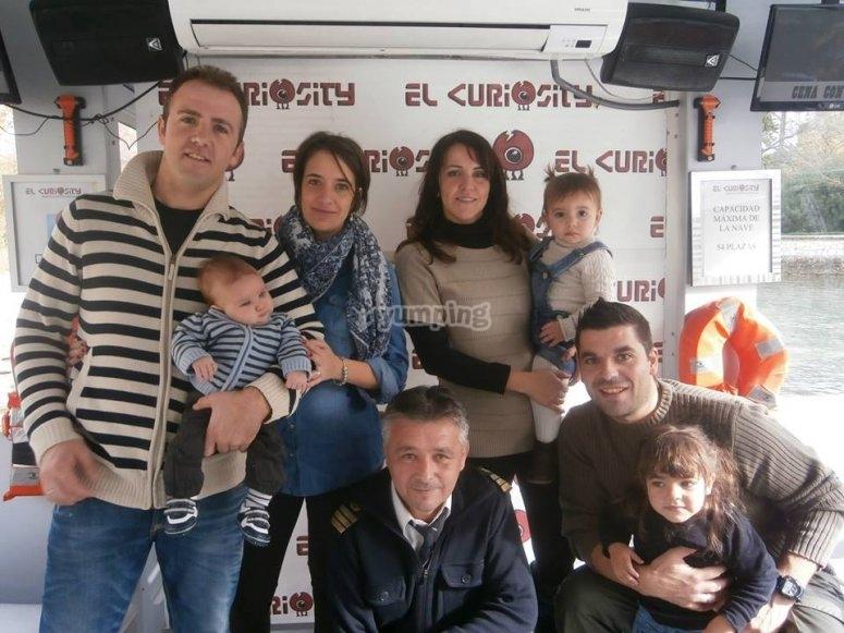 Visita guiada en Aranjuez