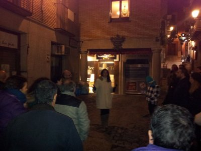 Ruta por las tabernas de Toledo y mini gymkana