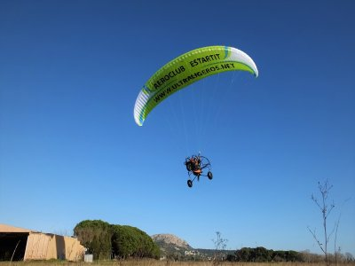 Aeroclub L'Estartit Paramotor