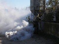 En las zonas exteriores están permitidas las bombas de humo hasta el mes de Mayo