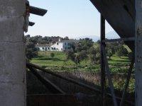 Vista de la mansión de La Granja