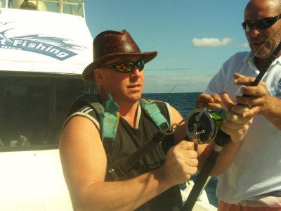 Salida compartida pesca deportiva Puerto Rico 6 h