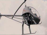 Volando en helicóptero sore la Costa Brava
