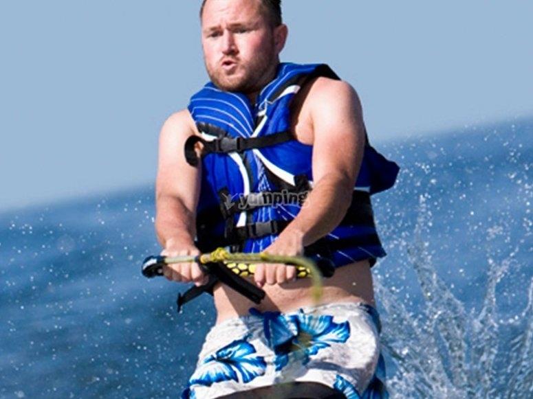 Ven y prueba el wakeboard