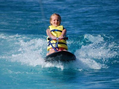 Water skiing class Anfi del Mar 30mins